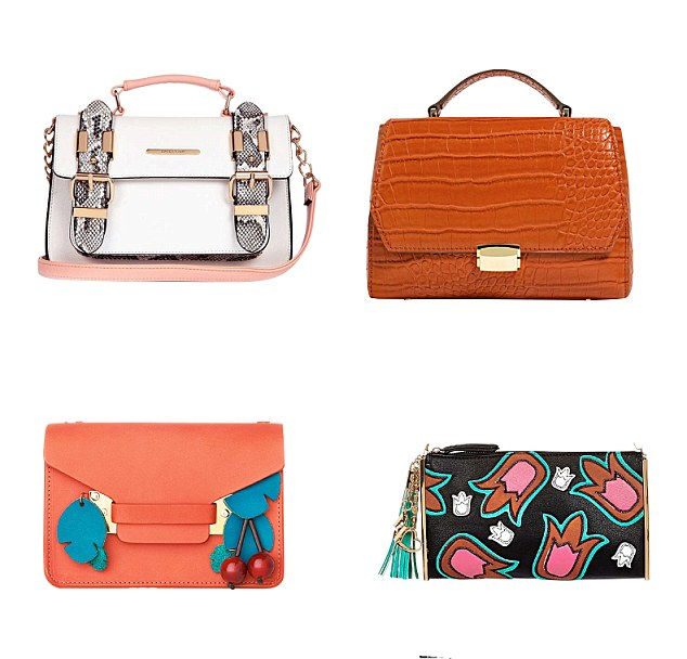Small Bags Are A Huge Trend This Spring