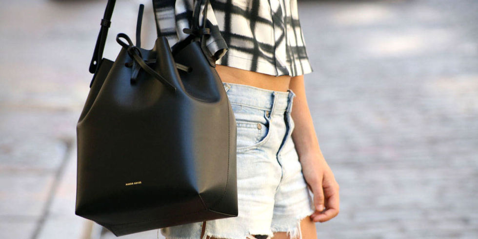 The It Accessory For Spring - Bucket Bags