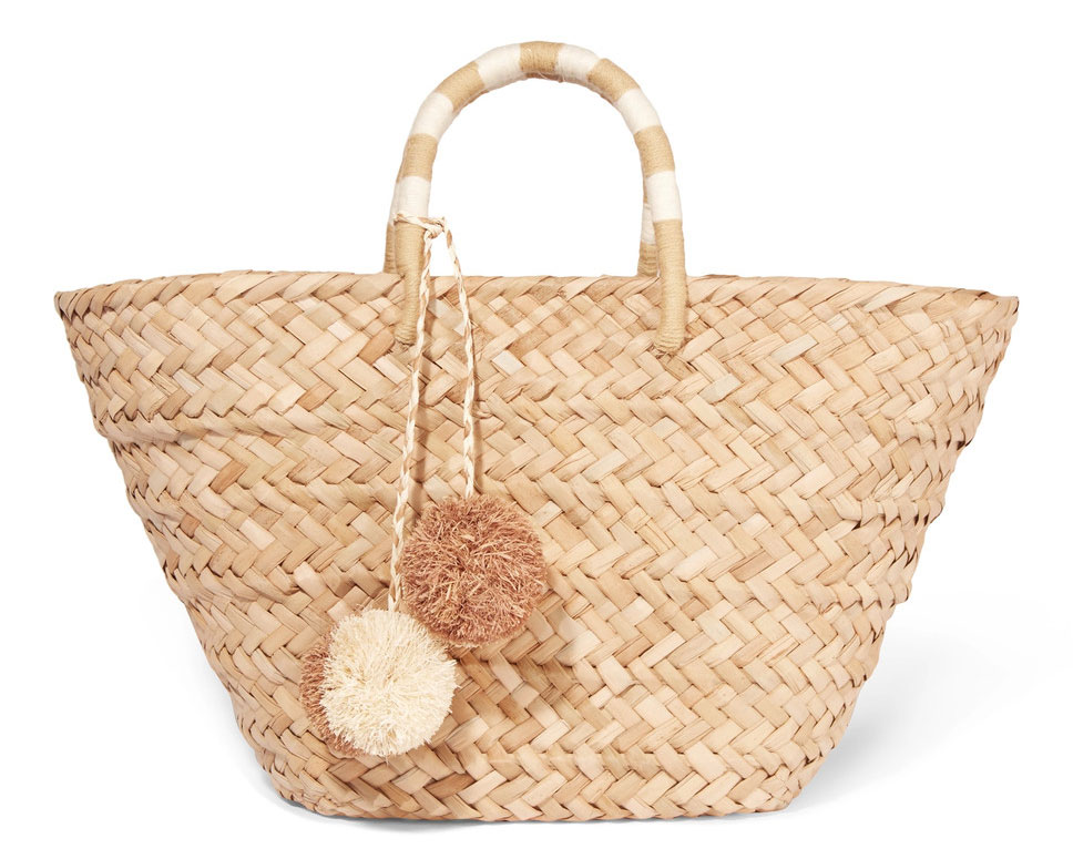 Every Luxury Brand Sell You Luxe Straw Basket