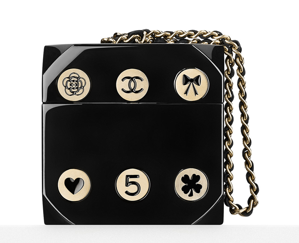 Chanel Dice Minaudiere