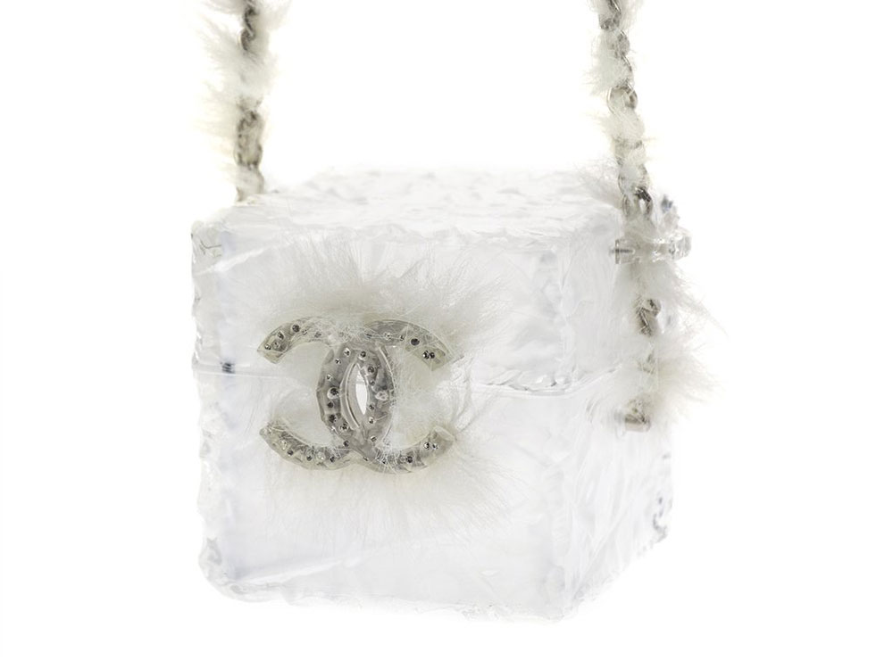 Chanel Ice Cube Bag