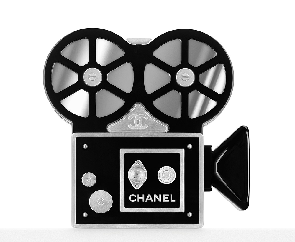 Chanel Movie Camera Minaudiere